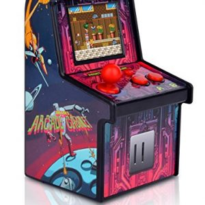 Retro Arcade Machine vintage