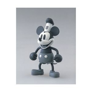 """Steamboat Willie"" Mickey Mouse figurita"