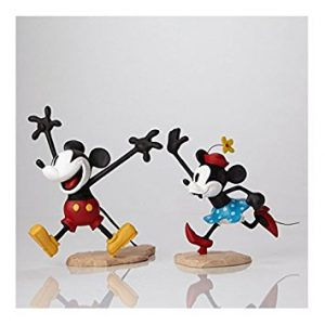 Walt Disney Mickey & Minnie figura maqueta